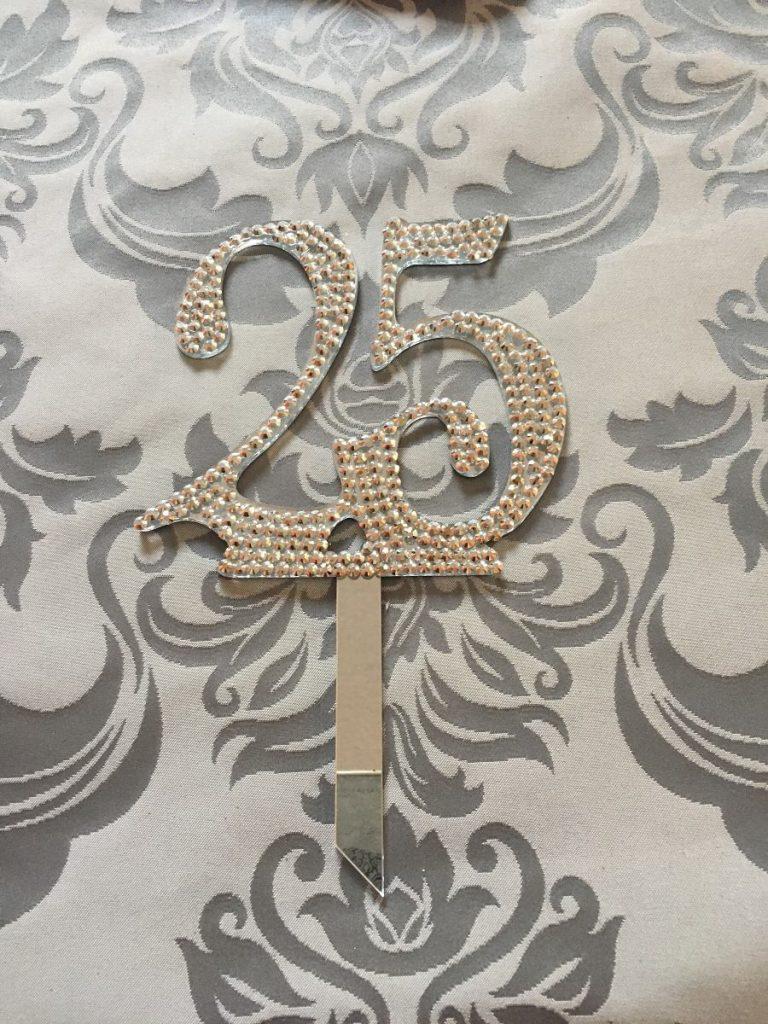 decoracion para fiesta de bodas de plata