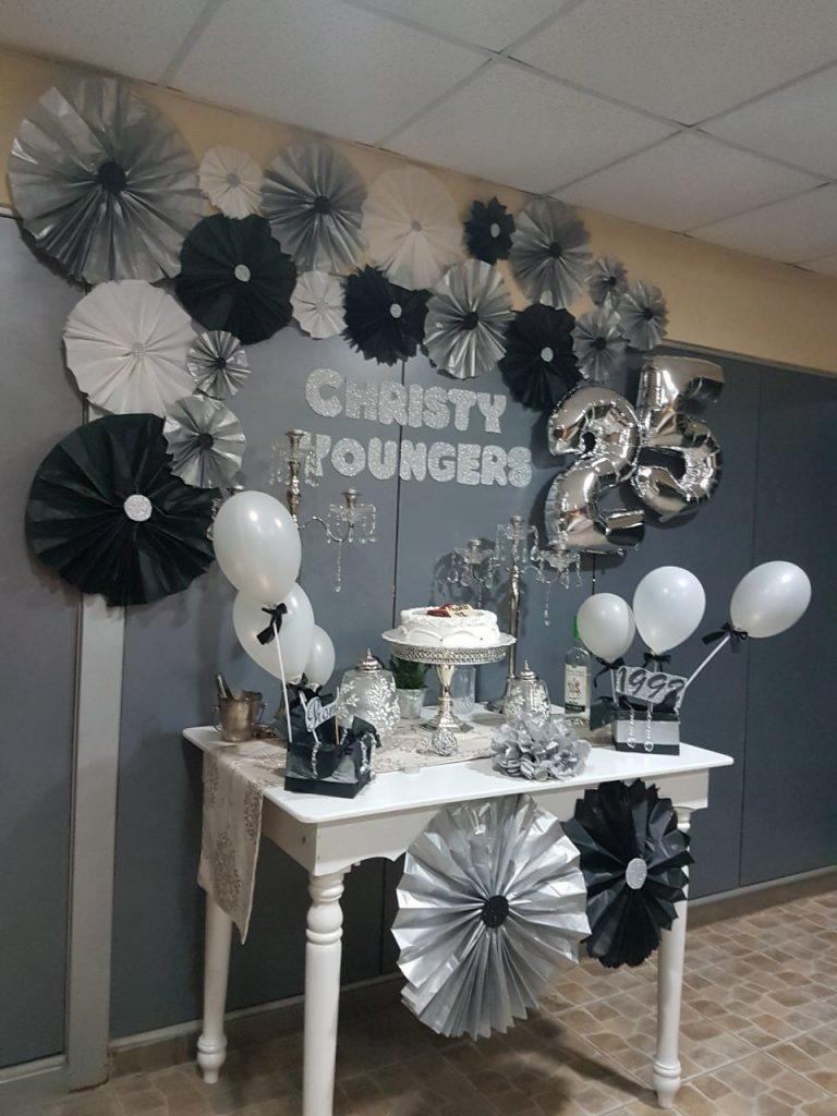 ideas para decorar bodas de plata