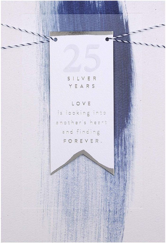felicitaciones bodas de plata matrimoniales