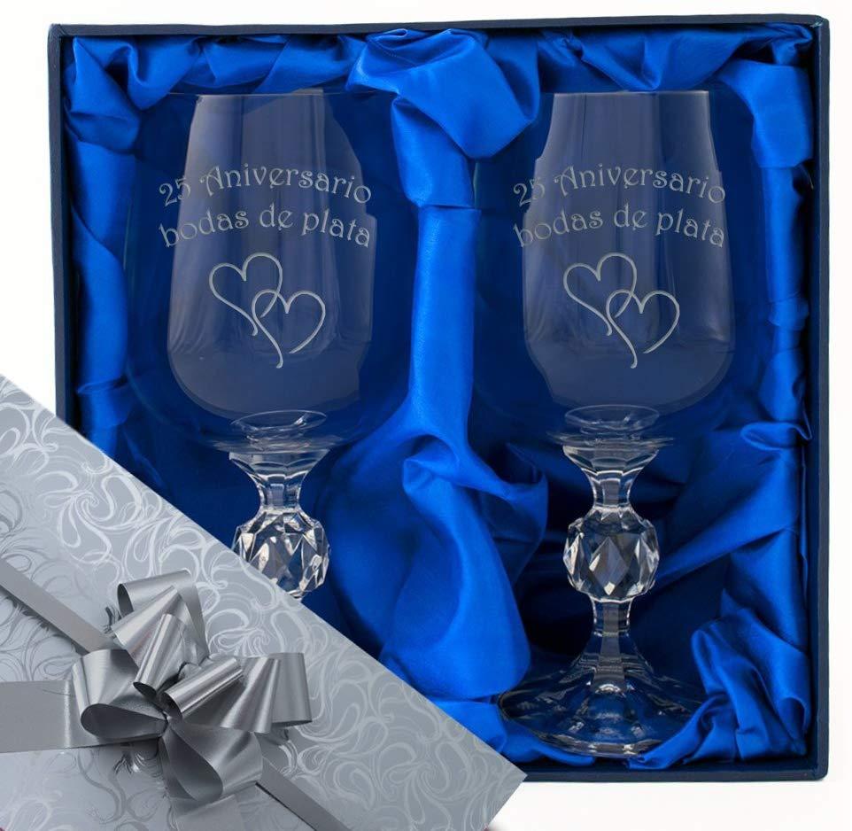 regalos especiales para bodas de plata