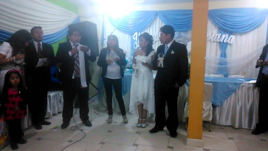 discurso bodas de plata amigos