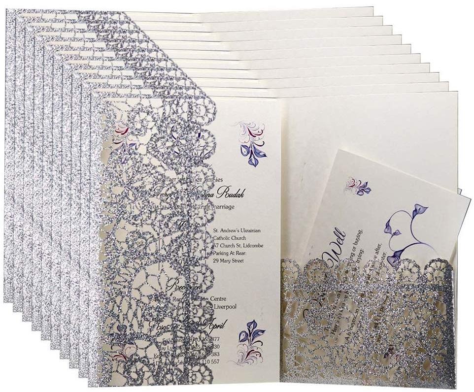 fondos para tarjetas bodas de plata