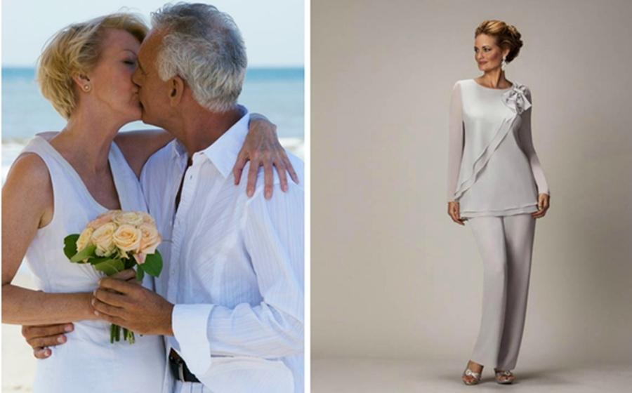 vestidos para bodas de plata matrimoniales